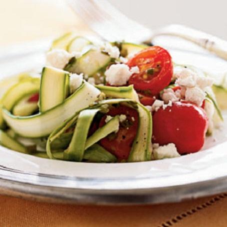 Asparagus Ribbons Recipe...