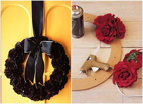 12 Fabulously Creative Diy Halloween Wreaths
