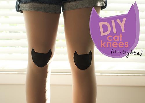 Cat Knee Pads