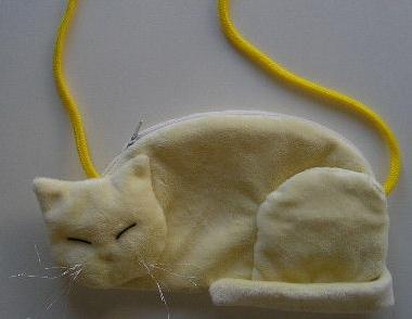 Cat Shoulder Bag
