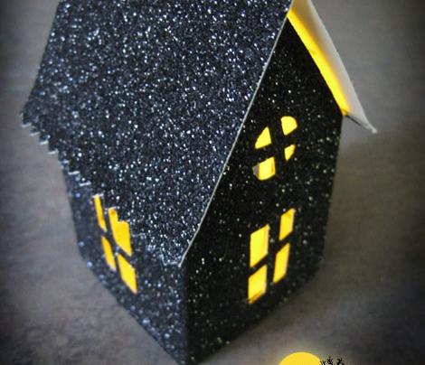 Glittery House
