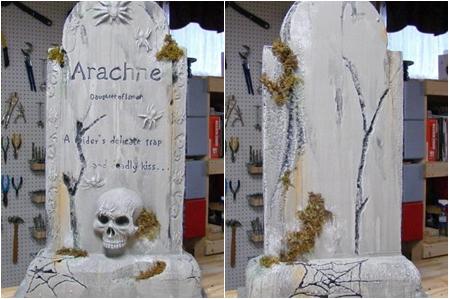 Arachne Tombstone