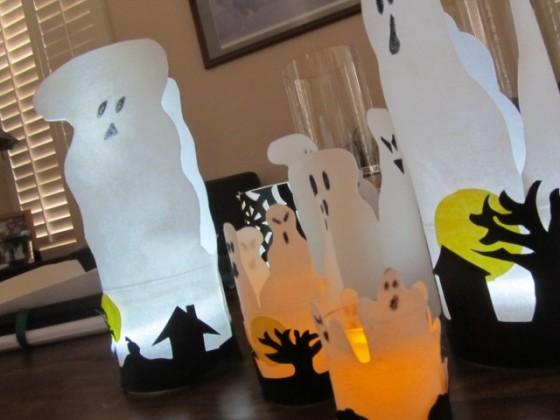 Tap Light Ghosts