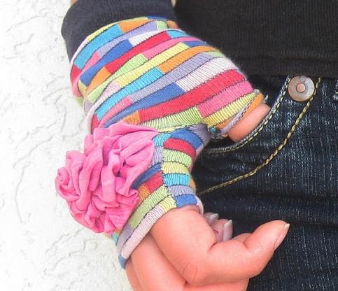 Socks to Gloves