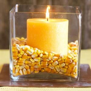 Corn & Candles