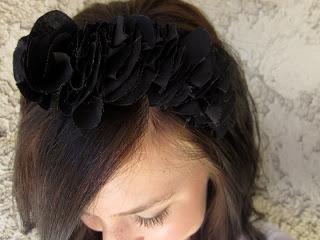 Ruffled Headband