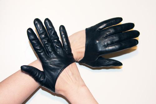 Half-Scoop Gloves