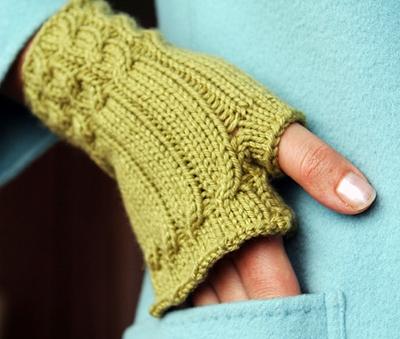 Knitted Fingerless