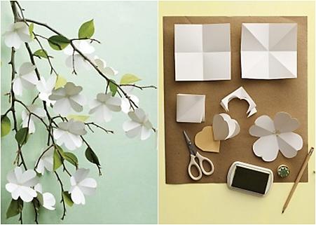 9 Pretty Diy Paper Flowers Diy