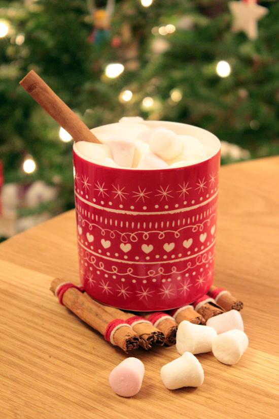 Cinnamon Stick Coaster