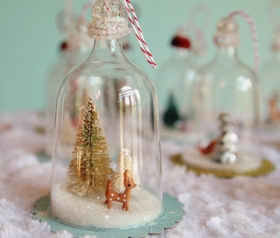 Vintage-Inspired Bell Jars