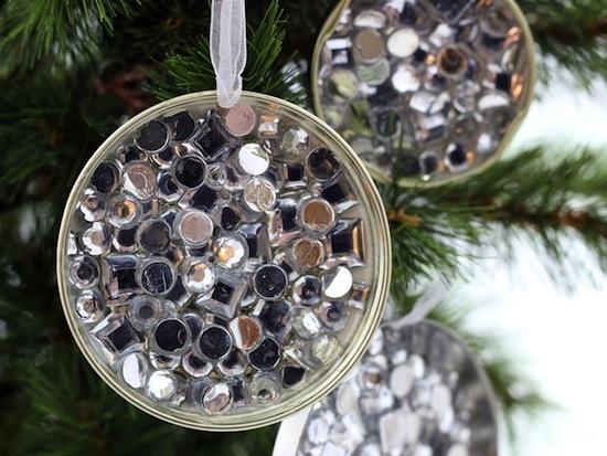 Rhinestone Ornaments