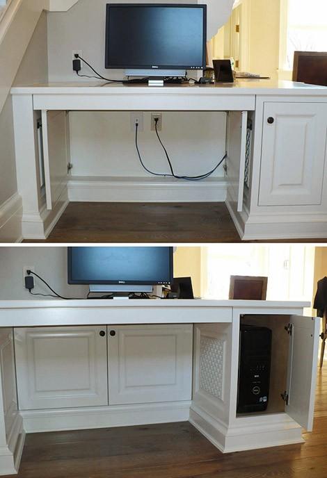 Create Cabinet Doors