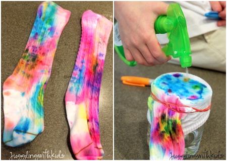 Funky Tie Dye
