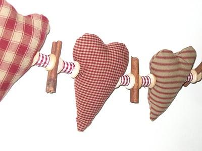 Cinnamon and Heart
