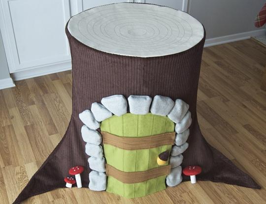 Gnome Playhouse