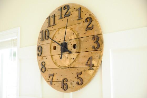 Giant Clock