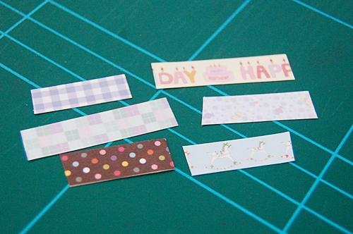 Prepare Stickers