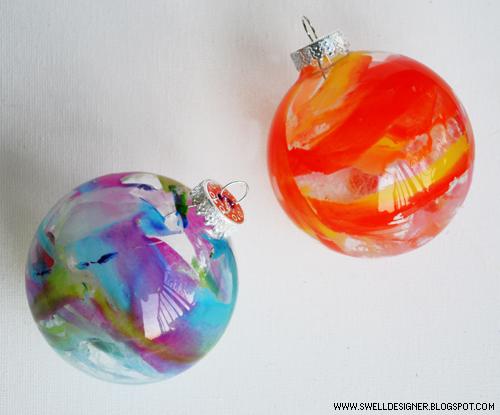 Friendship Ornaments
