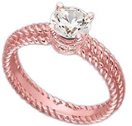 Blush Diamond Ring