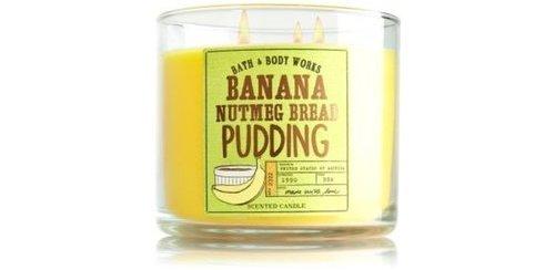 Banana Nutmeg Bread Pudding