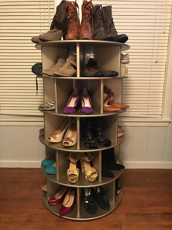shelf, furniture, shelving, shoe,