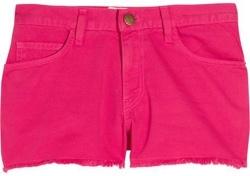 Current/Elliott Boyfriend Denim Shorts
