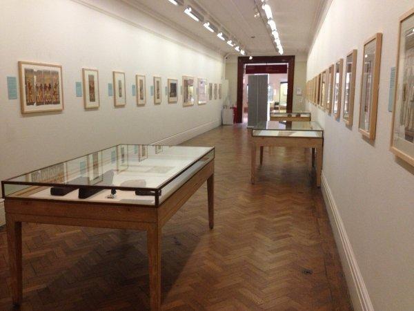 Admire Bristol's Art Collections