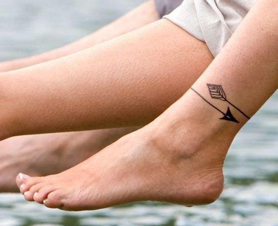 Arrow Anklet
