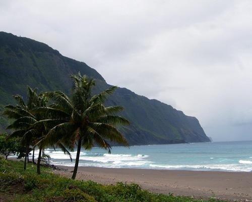 Awahua Beach, Molokai Island, Hawaii