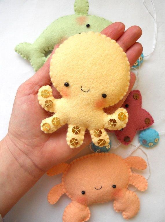 Cute Sea Creatures