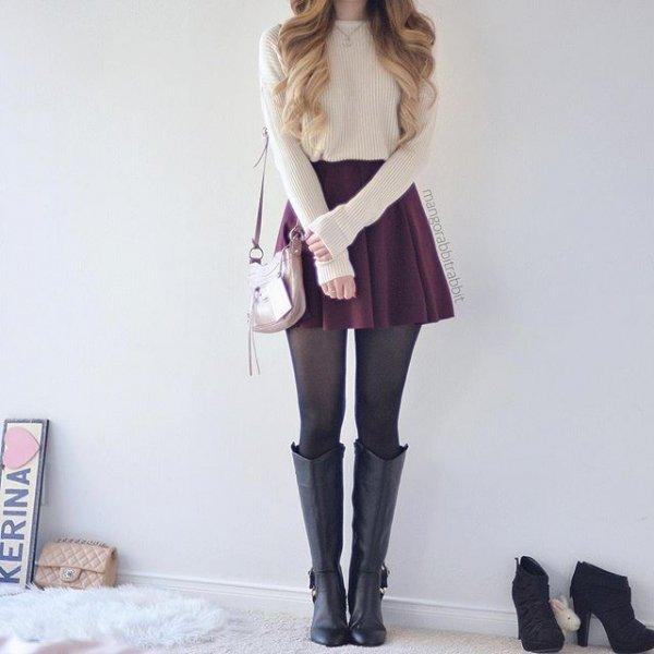 clothing, footwear, leg, leather, jacket,