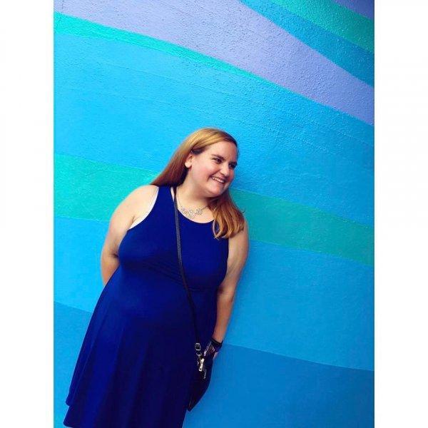 blue, cobalt blue, electric blue, shoulder, turquoise,
