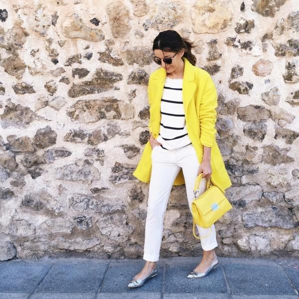 yellow,clothing,spring,fashion,outerwear,