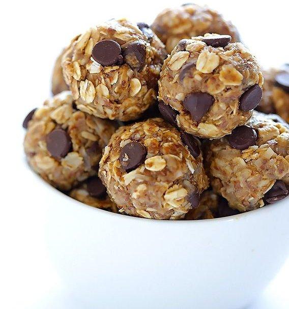 Healthy Granola Bites