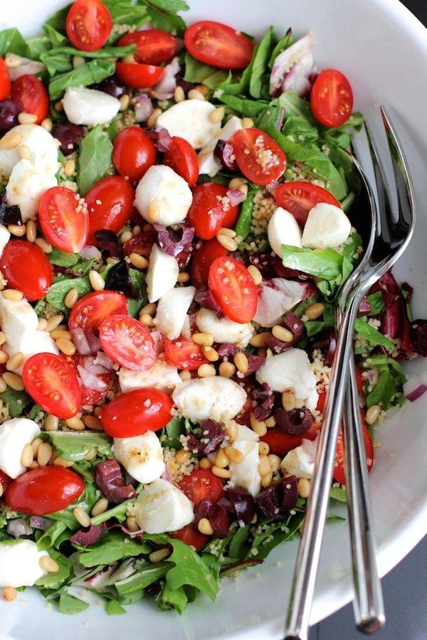 produce, food, dish, plant, salad,
