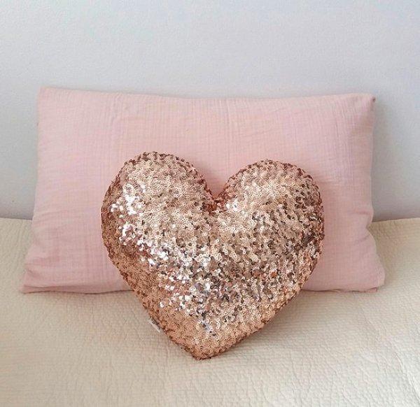cushion, pillow, heart, throw pillow,