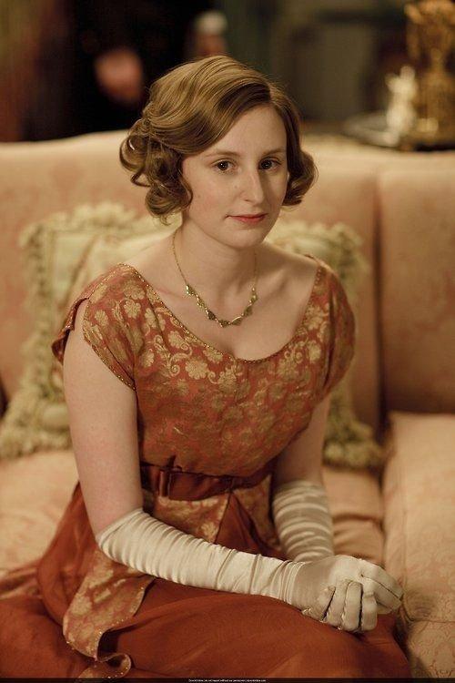 Edith Crawley-Downton Abbey