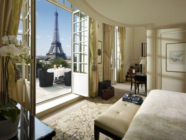 Shangri-La Paris, France