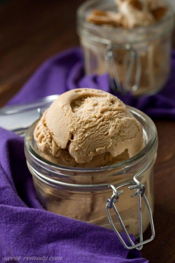 Chai Tea Ice Cream