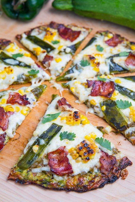 Big Zucchini Slices Work Perfectly