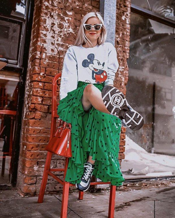 Street fashion, Clothing, Green, Fashion, Cool,