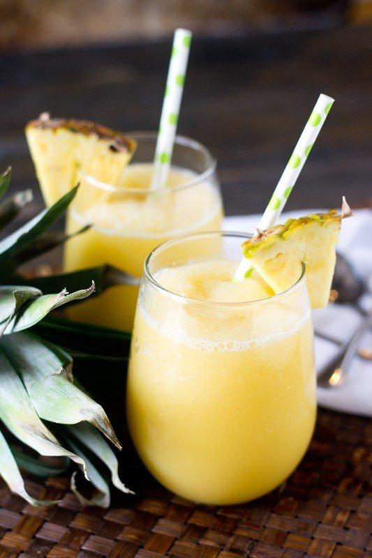 Tropical Juice Smoothie