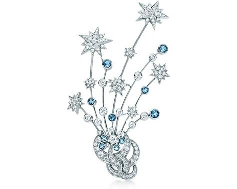 Star Bouquet Brooch