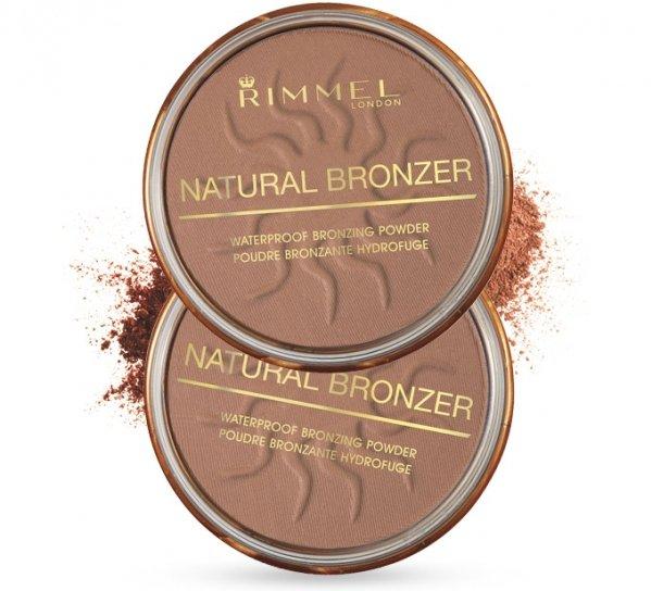 Rimmel Waterproof Natural Bronzer