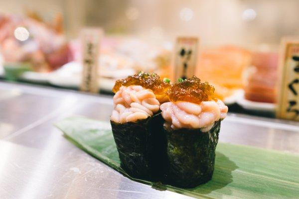 Eat Sushi in Tokyo in Japan