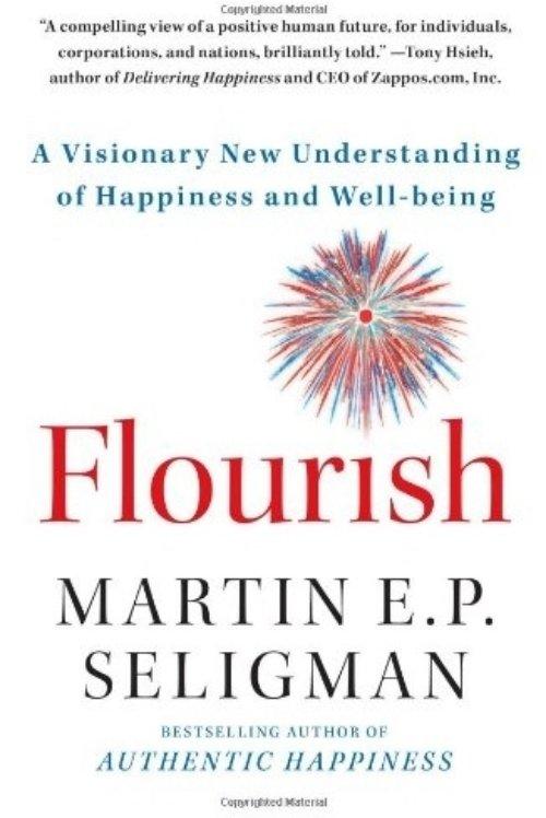 Flourish by Martin E. P. Seligman