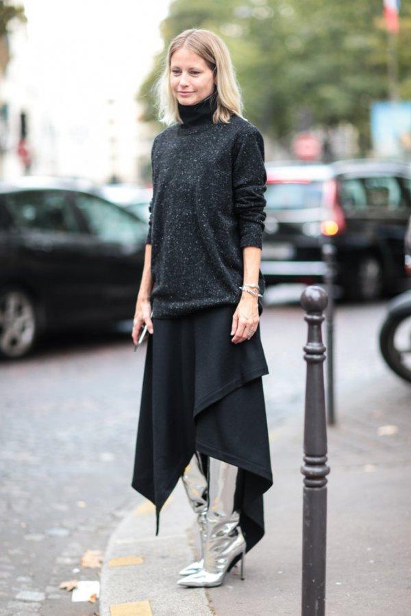 clothing, black, dress, fashion, footwear,