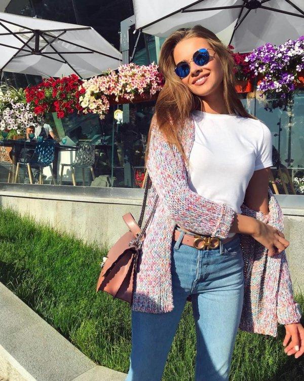 clothing, pink, shoulder, sunglasses, vision care,