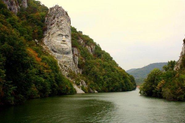 Discover Decebal on the Danube